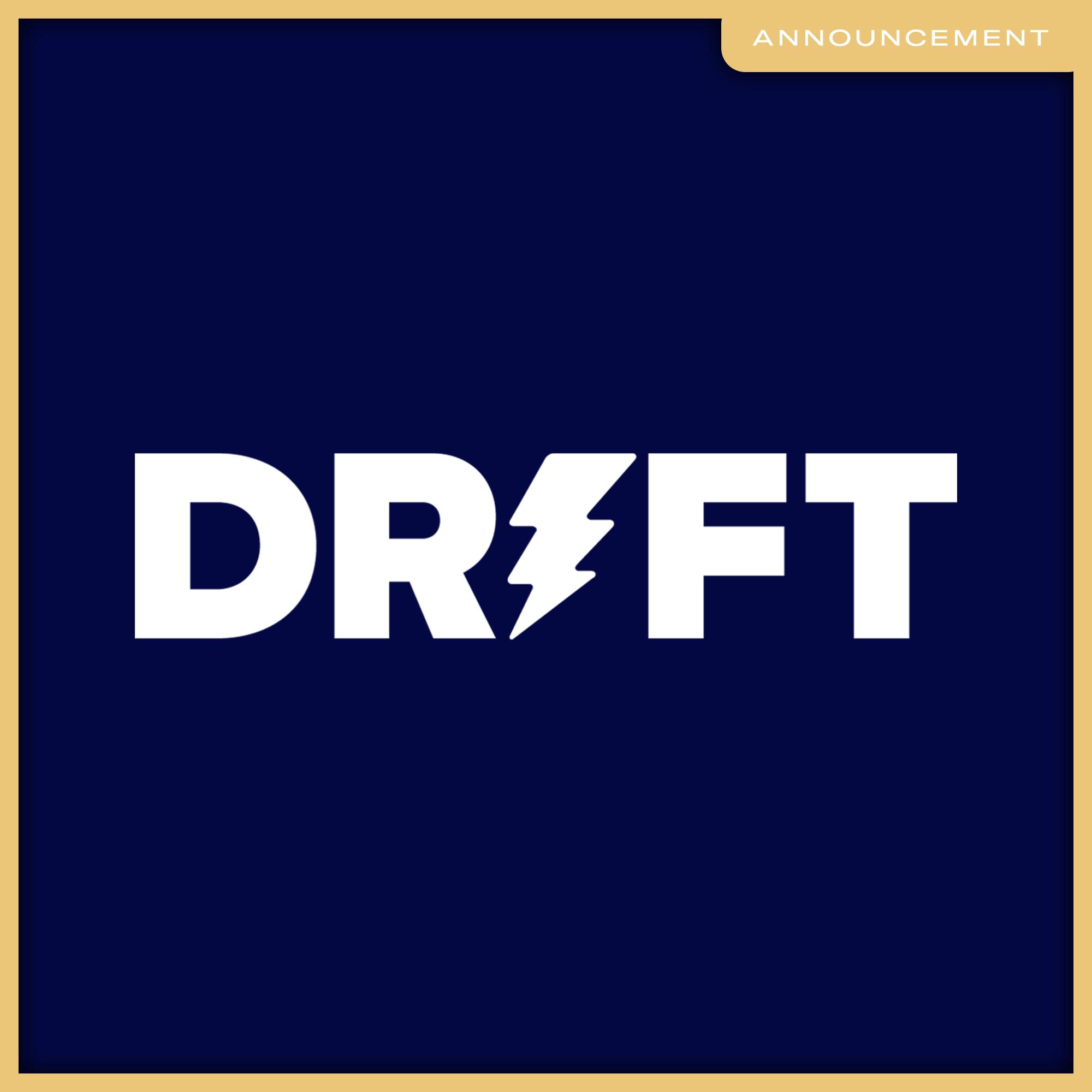 03-Announcement--Casted-Launches-Drift-Integration-