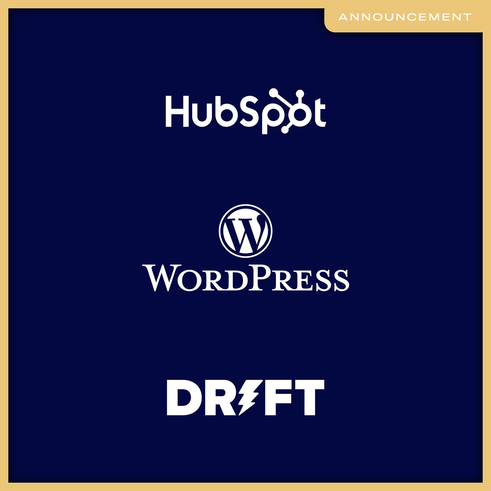 05-Announcement--Casted-Collaborates-with-HubSpot,-WordPress,-and-Drift-to-Further-Facilitate-Conversations-and-Conversions-