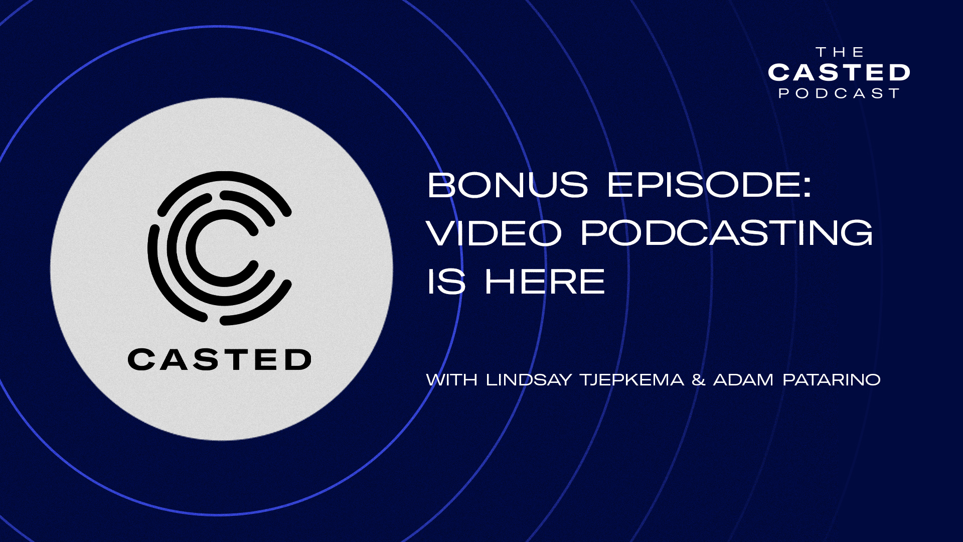 Video Podcasting is Here