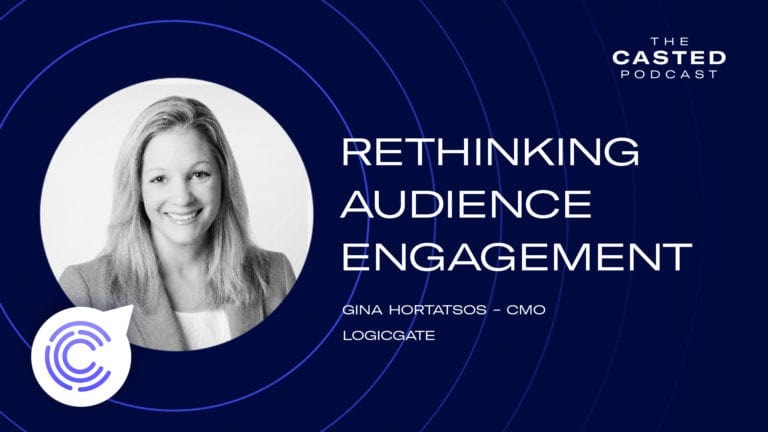 Rethinking Audience Engagement with LogicGate's Gina Hortatsos